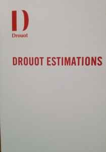 Drouot_Estimation